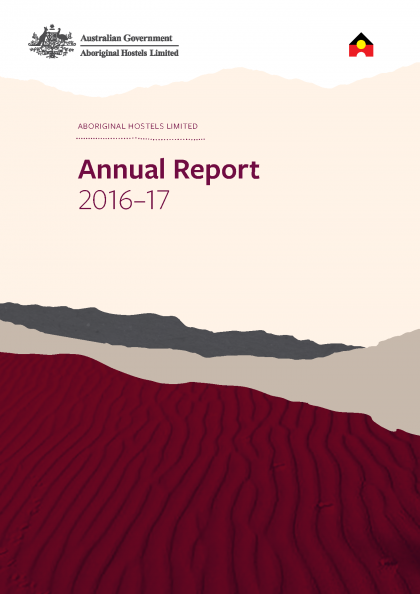 Annual Report 2016-17 cover