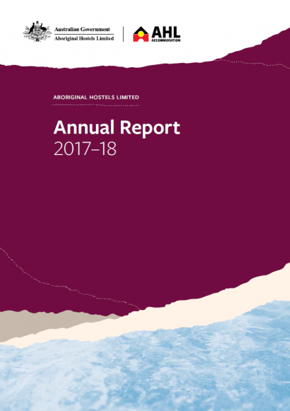 AHL Annual Report 2017-18