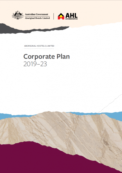 AHL Corporate Plan 2019-23