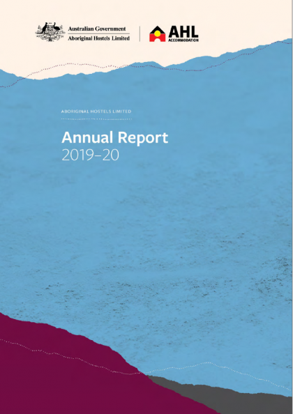 AHL Annual Report 2019-20